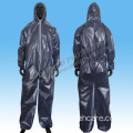 PP+PE Dark Blue Coverall